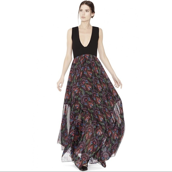 add1a7b1f0 Alice   Olivia Dresses   Skirts - Clear Out• Alice + Olivia Cait Handkerchief  Maxi